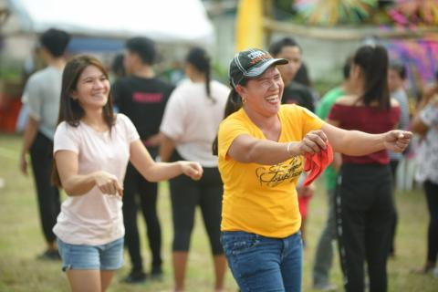 SM holds 10th Pistang Pinoy for beneficiaries in Nasugbu